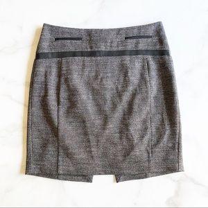Express Tweed Mini Skirt Size 6
